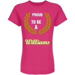 keisha proud Williams
