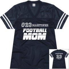 Martinez Football Mother