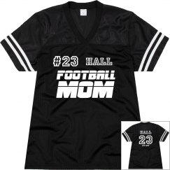 Hall Football Mother