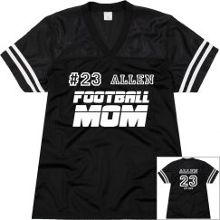 Allen Football Mother
