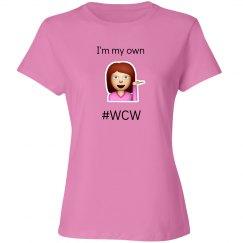 My Own #WCW Tee