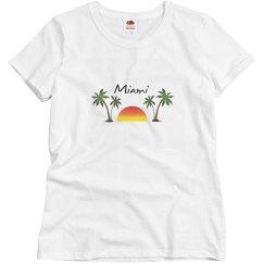 Miami Florida.