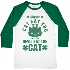 May The Cat Eat You On St Pattys