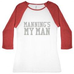 Manning's My Man