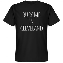 Bury Me In Cleveland