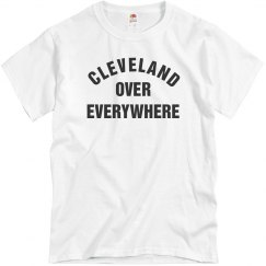 Cleveland Over Everywhere City Pride
