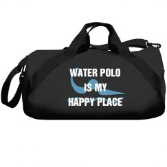 Water polo is my happy place
