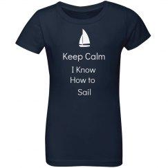 Keep Calm, Youth, Blue