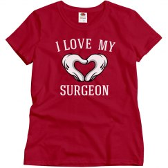 I love my Surgeon