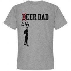Cheer Dad - Cheer / Beer Dad