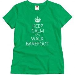 Walk Barefoot