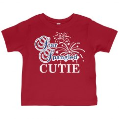 Star Spangled Cutie