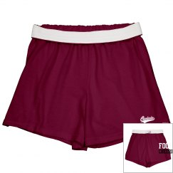 Cheerleader Short w/ Back