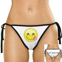 Emojikini bottom