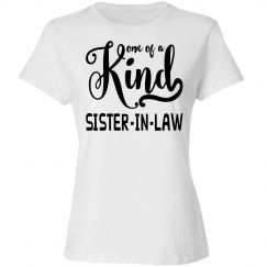 Sister in Law Gifts - Cotton T-Shirt