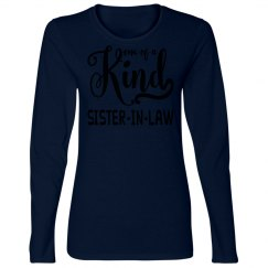 Relaxed Fit Port & Company Long Sleeve T-Shirt