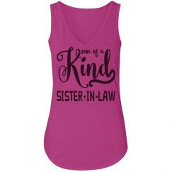 Bella Flowy Lightweight V-Neck Tank Top