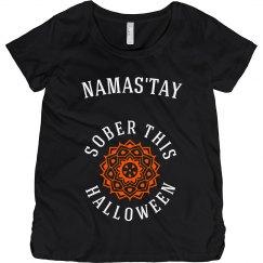 Namas'tay Sober This Halloween