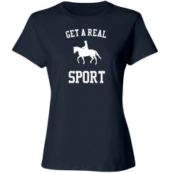 Get a real sport