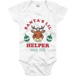 Santa's Lil' Custom Helper