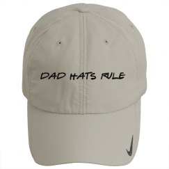 Dad Hats Rule Hat