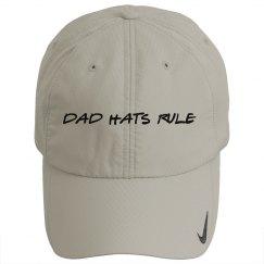 Dad Hats Rule Hat