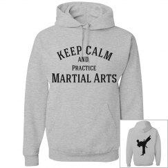 keep calm-practice arts
