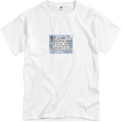 Doing Good- Blue SS Distressed