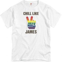 Chill like james