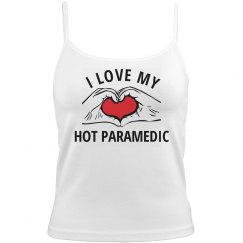 I love my hot Paramedic