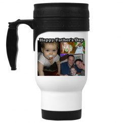 Father's Day Picture Mug