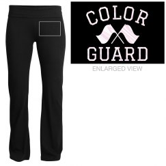 Color Guard Sweatpants