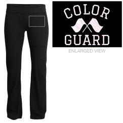 Color Guard Sweatpants