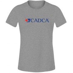 CADCA Ladies Gray