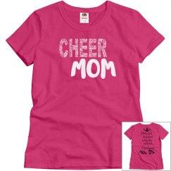 Inspiration Cheer Mom