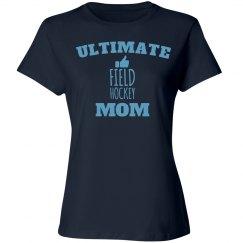 Ultimate field hockey mom