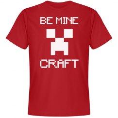Be Mine Valentine's Day Gamer Tee
