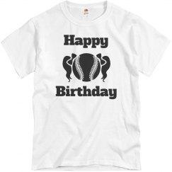 All things softball birthday