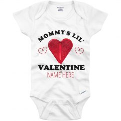 Mommy's Custom Lil' Valentine