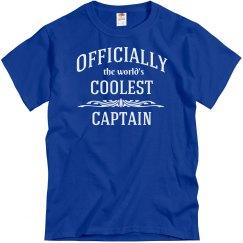 Coolest Captain