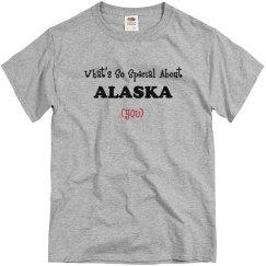 Alaska is special