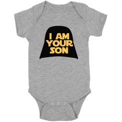 I Am Your Son Onesie
