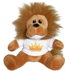 Lion w/ Johnathan and crown