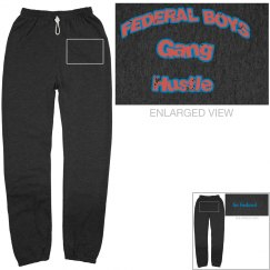 So Federal sweat pants