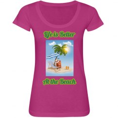 Better at the Beach T