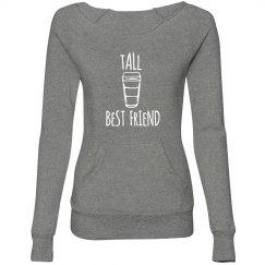 my tall bf