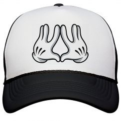 Cartoon Gloves Illuminati