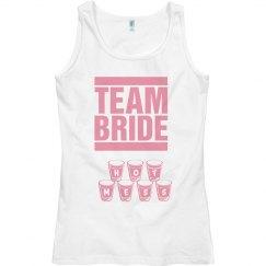 Team Bride Hotness Shots