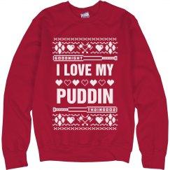 Harley Quinn Loves Her Puddin'