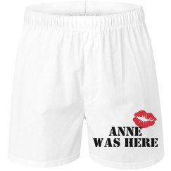 Anne Was Here